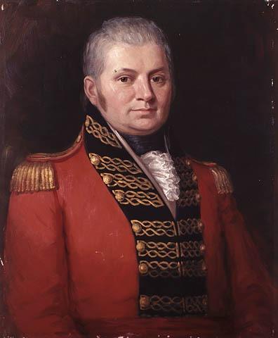 John Graves Simcoe Lieutenant-Governor of Upper Canada